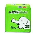 大象 成人紙尿褲M-L(40-55)全功能型(10片x12包/箱,共120片)