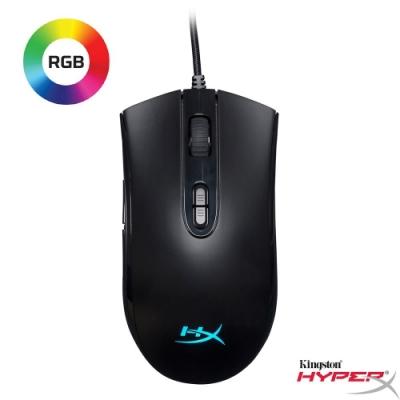 HyperX PulseFire Core RGB 電競滑鼠