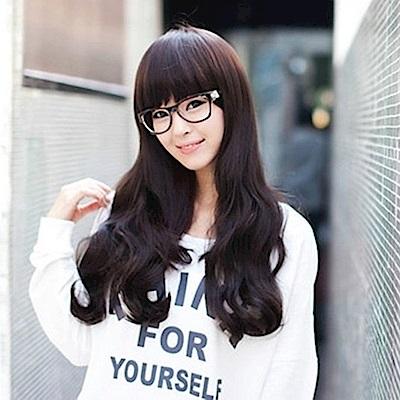 米蘭精品 女假髮整頂長假髮-逼真蓬鬆長捲髮美髮用品3色69o35