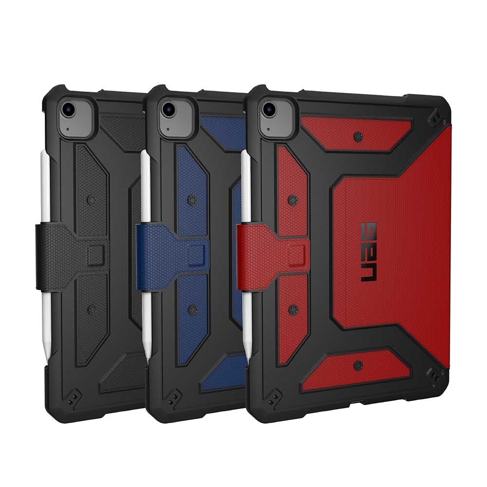 UAG iPad Air 10.9/Pro 11吋耐衝擊保護殼-黑