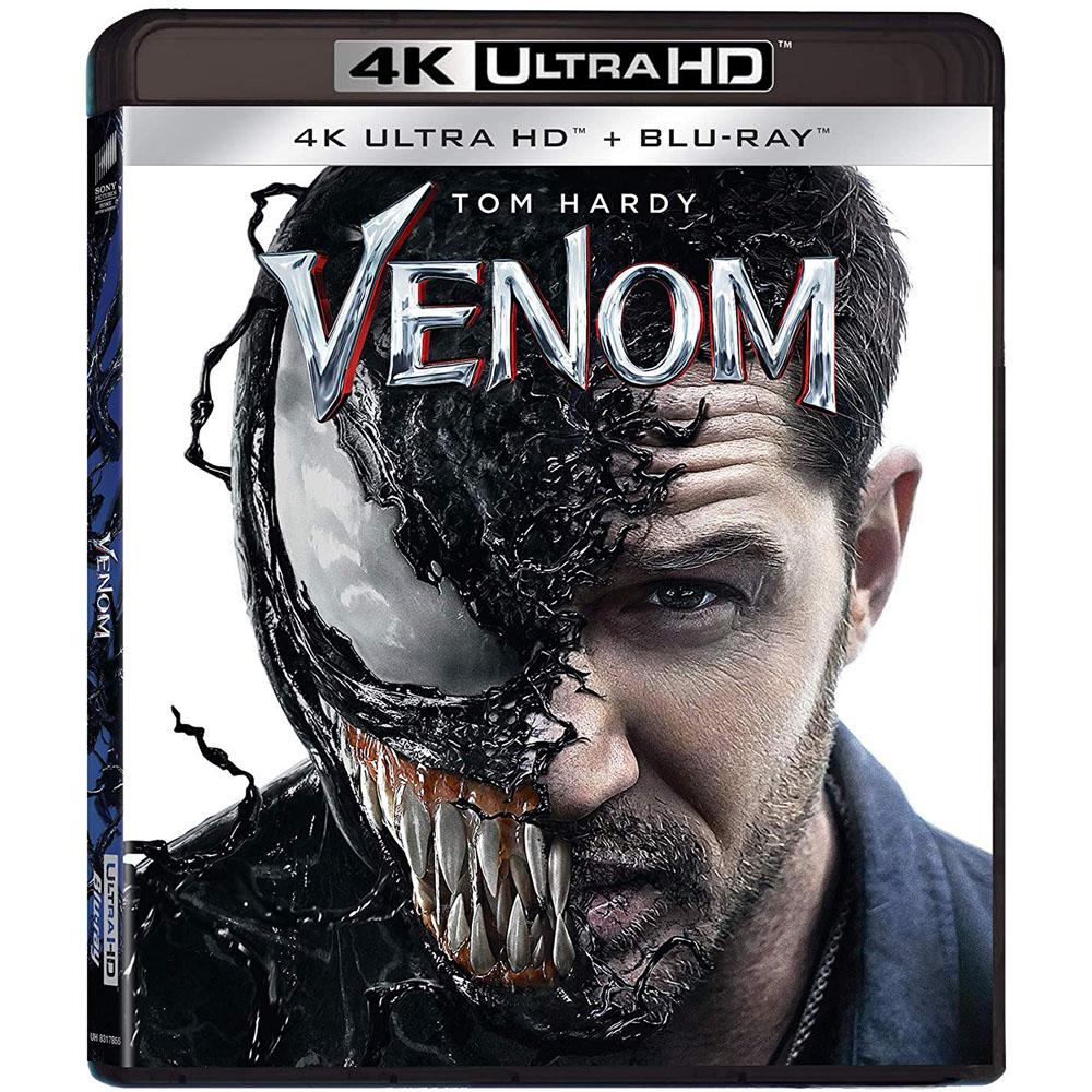猛毒 4K UHD + BD  雙碟限定版
