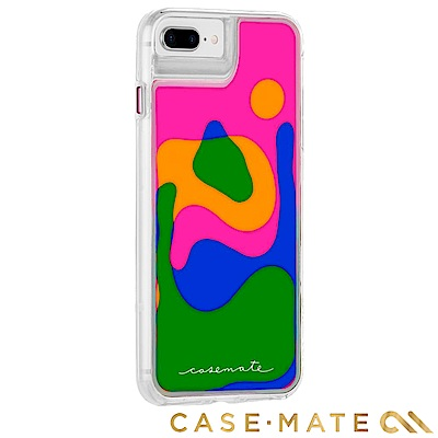 美國 Case-Mate iPhone 8+ / 7+ 熔岩瀑布雙層防摔手機保護...