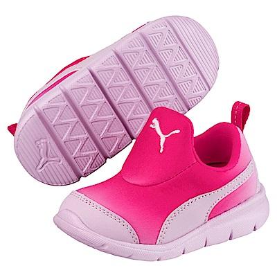PUMA-Bao3HeatmapPS孩童復古慢跑運動鞋-活力粉紫