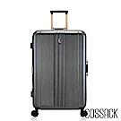 Cossack-CLASSIC經典- 26吋PC鋁框行李箱-碳黑髮絲