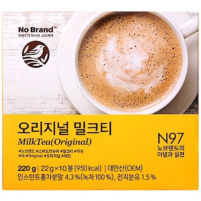 NO BRAND 經典奶茶(220g)
