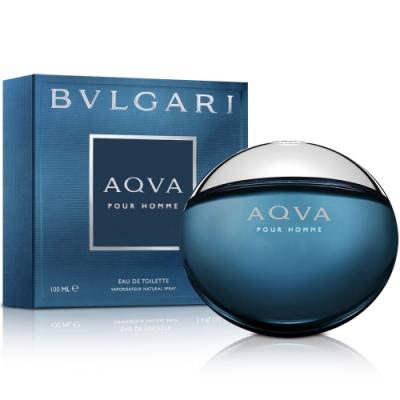 BVLGARI AQVA 寶格麗水能量男性淡香水 100ml