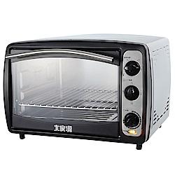 大家源19公升全雞電烤箱 TCY-3819