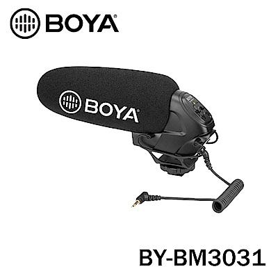 BOYA 博雅 專業級相機機頂 麥克風(BY-BM3031) 立福公司貨