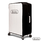 Deseno 彈性透明行李箱套-L
