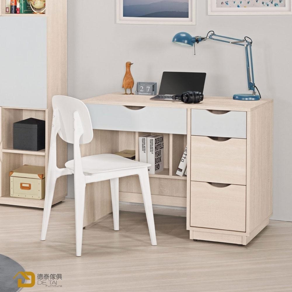 D&T 德泰傢俱 Nat 3.2尺書桌  寬97*深60*高75(公分)