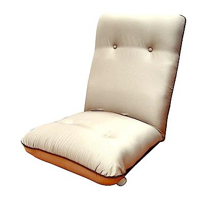 Gloria 倫伯可 高cp 值附輪舒適休閒和室椅 咖啡