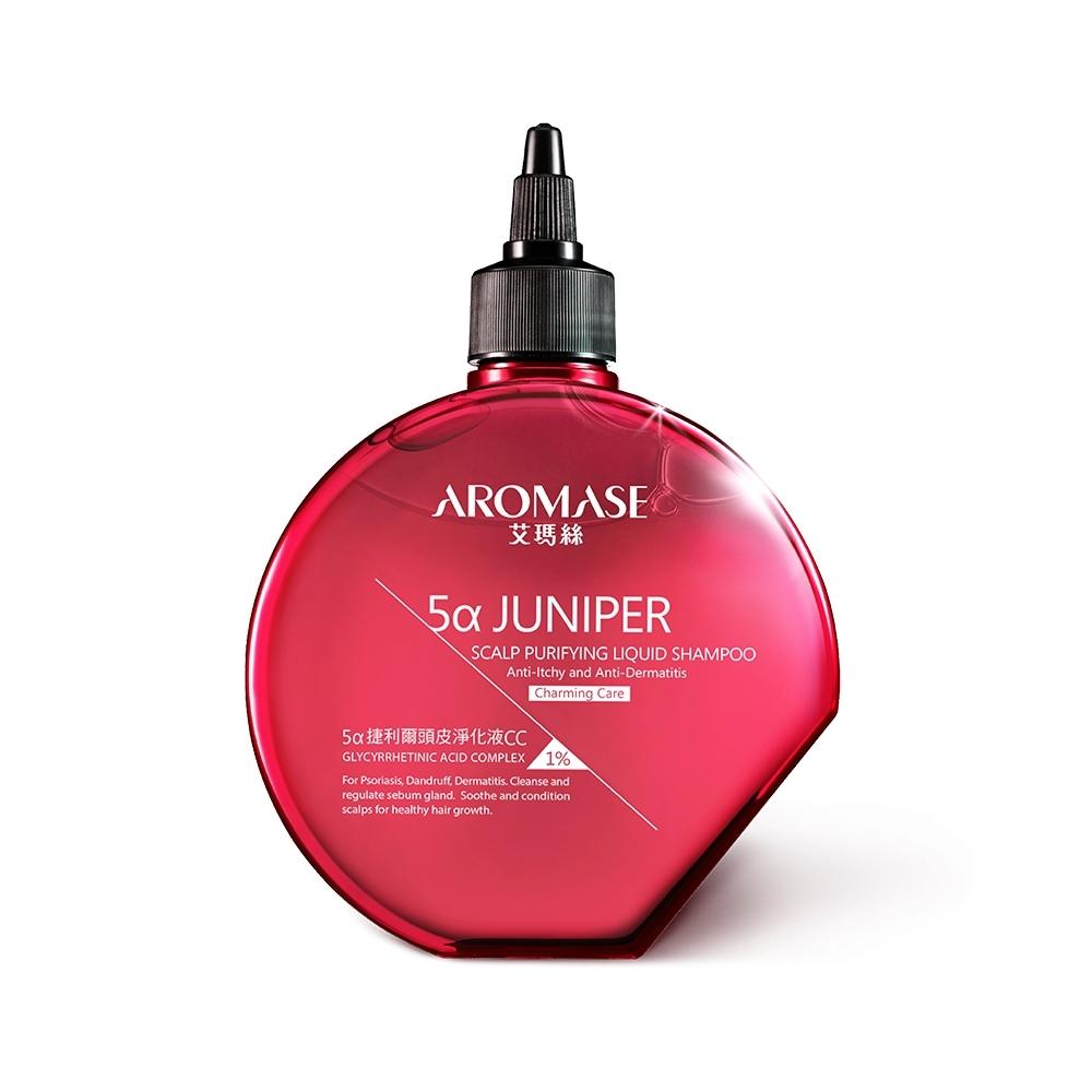 AROMASE艾瑪絲 1%捷利爾頭皮淨化液CC 260ml