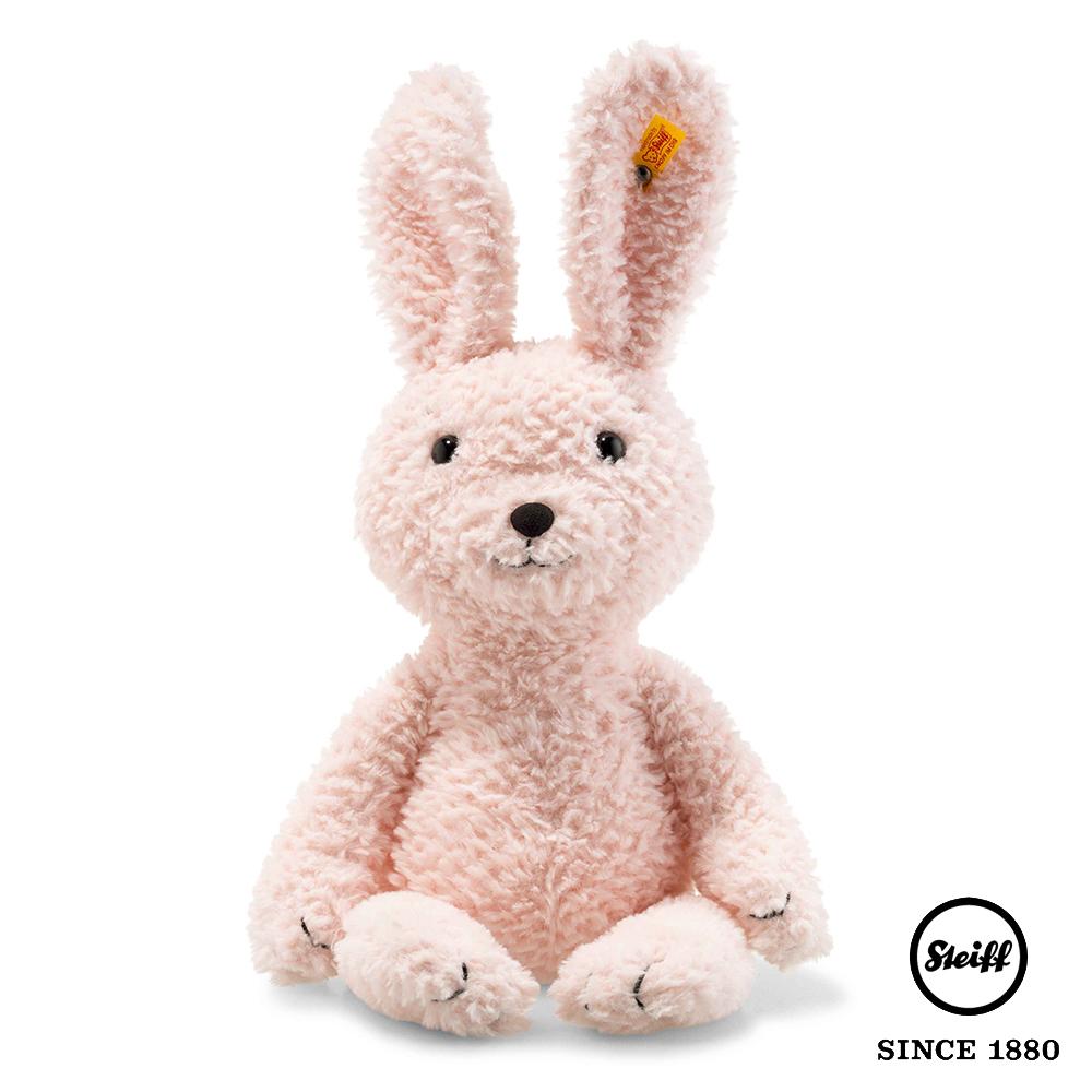 STEIFF德國金耳釦泰迪熊 糖果兔子(動物王國)