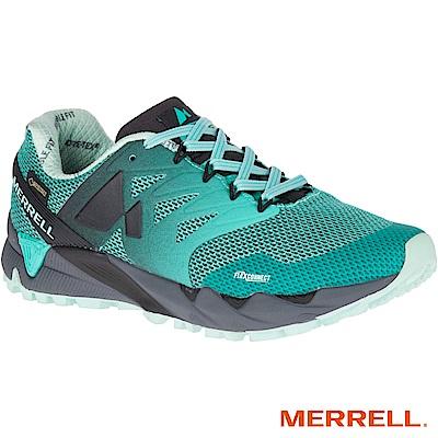 MERRELL AGILITY 2 GTX 野跑女鞋-綠(77610)
