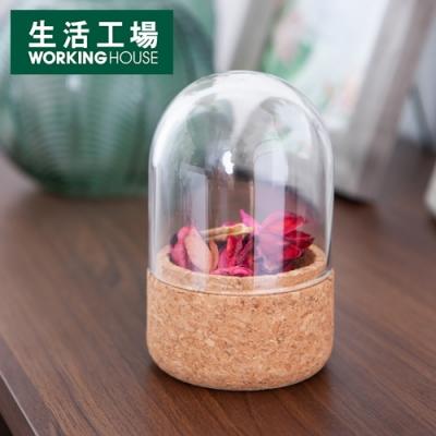 【生活工場】Clear長型花飾盒