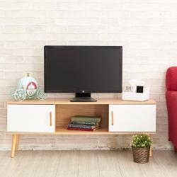 H&R安室家 北歐簡約時尚風電視櫃TVF22
