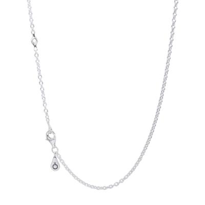Pandora 潘朵拉 經典925純銀粗鍊項鍊
