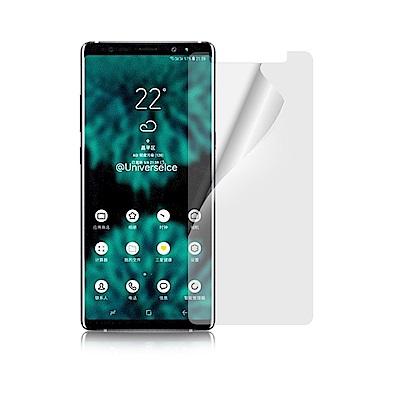 NISDA Samsung Galaxy Note 9 高透光抗刮螢幕保護貼-非...