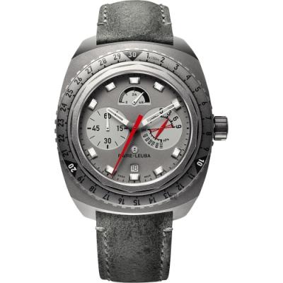 FAVRE-LEUBA 域峰 RAIDER Bivouac9000 專業登山機械錶-48mm