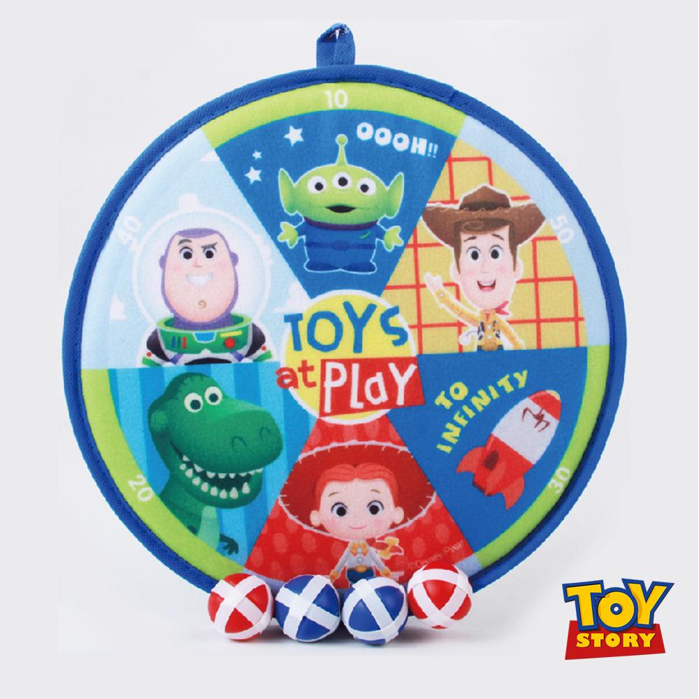 《凡太奇》Toys Story玩具總動員鏢靶黏黏球組 HJY009