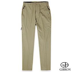 GIBBON 超彈力快乾輕量機能長褲-三色
