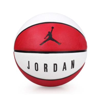 NIKE JORDAN PLAYGROUND 8P 7號籃球 紅白黑