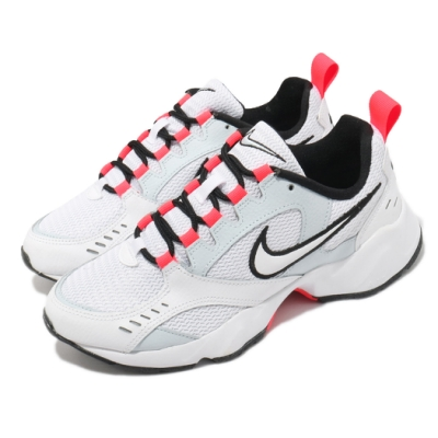 Nike 休閒鞋 Air Heights 運動 女鞋 厚底 舒適 球鞋 穿搭 簡約 白 藍 CI0603108