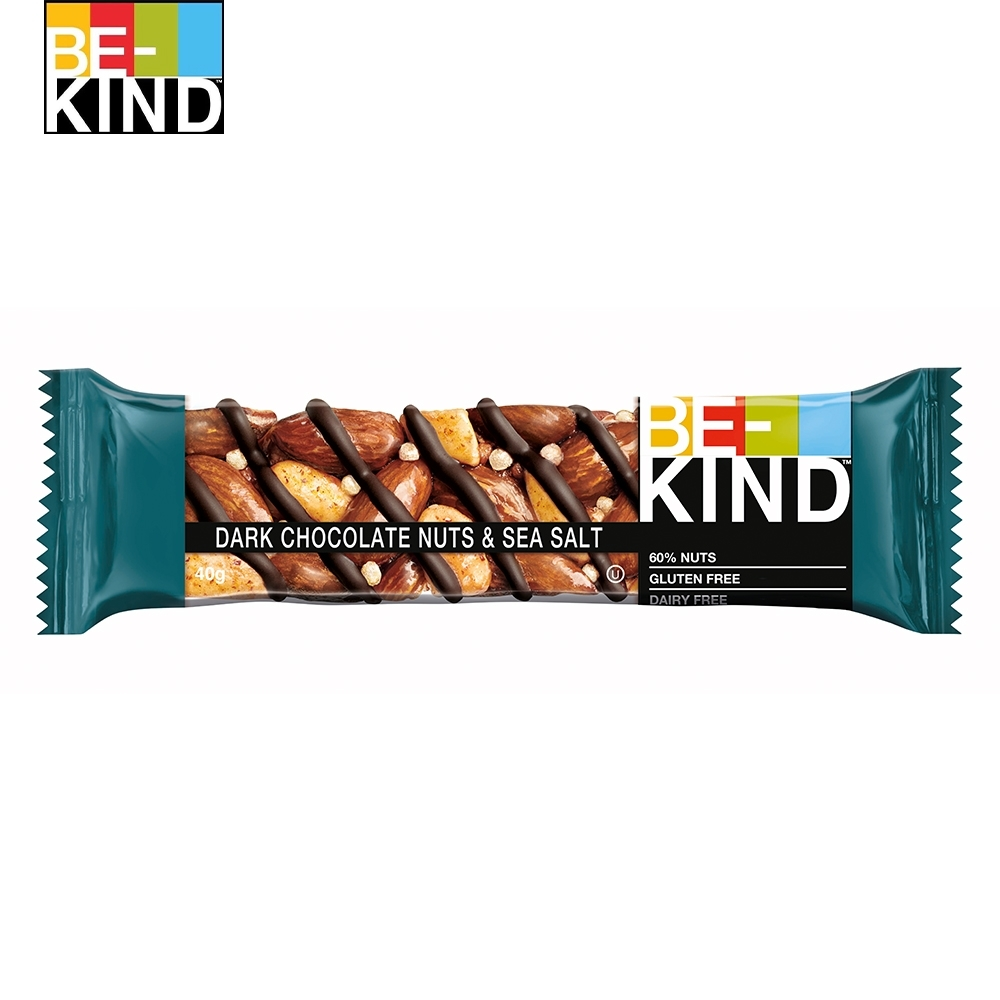 BE-KIND 海鹽黑巧克力風味堅果棒40g