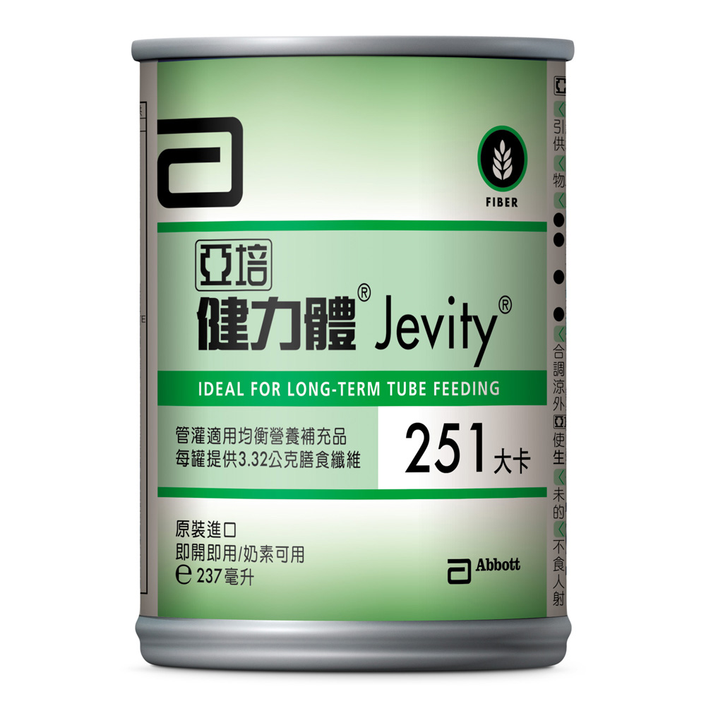 亞培 健力體-提供纖維長期管灌(237ml x 24入)x3箱