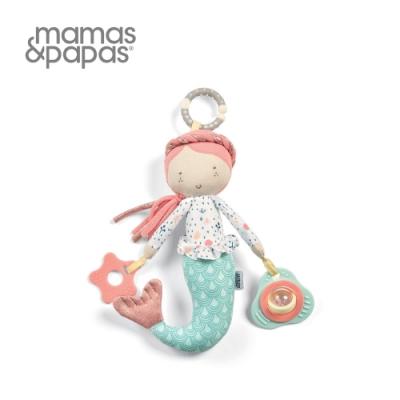 【Mamas & Papas】美人魚荷莉(搖鈴吊飾玩偶)