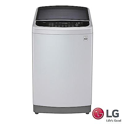 LG樂金 11公斤直立式變頻洗衣機(極窄版) WT-SD119HSG 不鏽鋼銀
