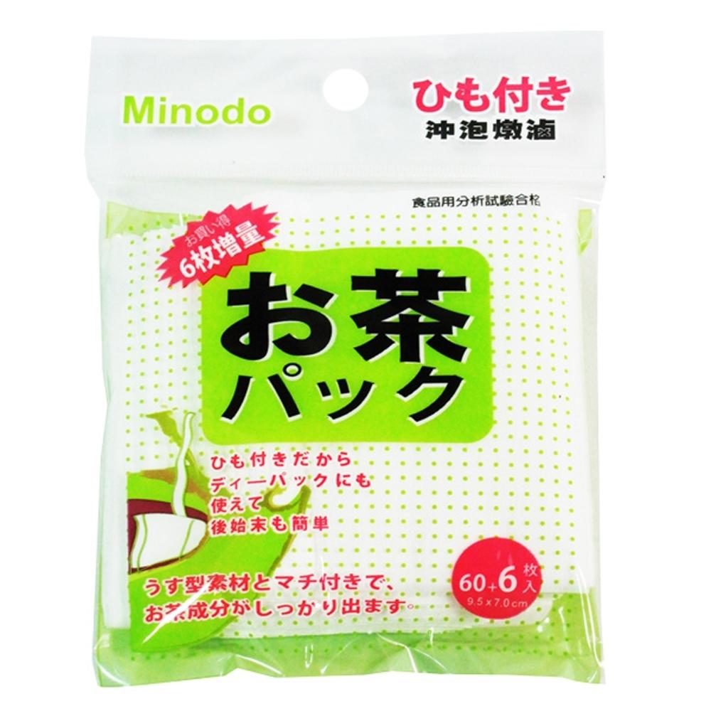 日本沖茶袋-66枚入×12包