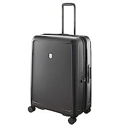 VICTORINOX 瑞士維氏CONNEX 可擴充29吋硬殼行李箱-黑