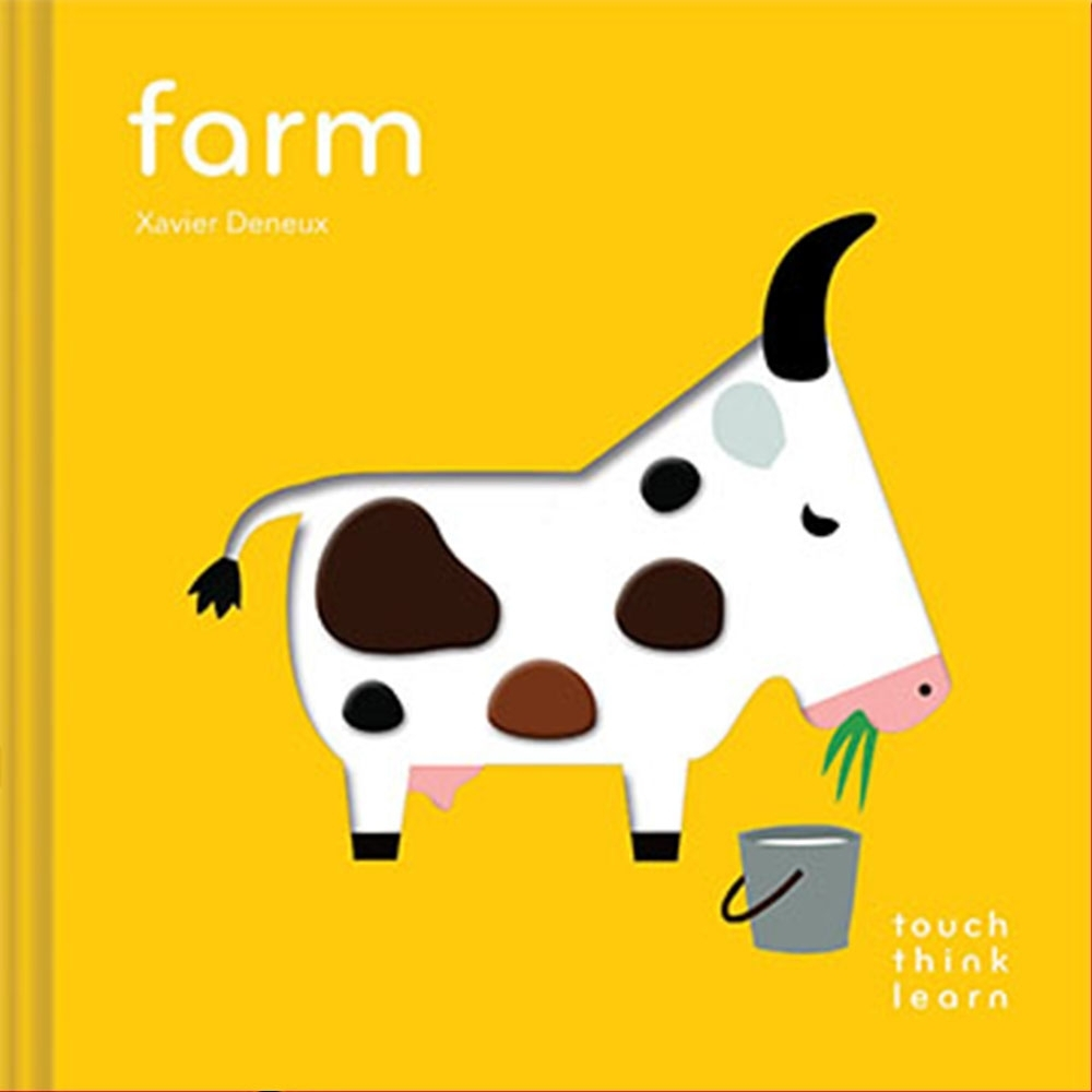 Touch Think Learn:Farm 農場厚紙硬頁認知書