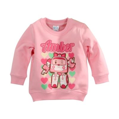 女童 POLI安寶款刷毛長袖T恤 k61138 魔法Baby