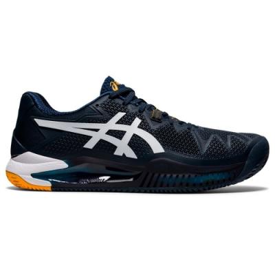 ASICS 亞瑟士 GEL-RESOLUTION 8 CLAY 男 網球鞋  1041A076-403