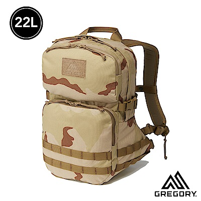 Gregory 22L ASSAULT PACK 後背包 三日迷彩