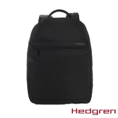 【Hedgren】黑後背開口包(HIC11 L VOGUEL)