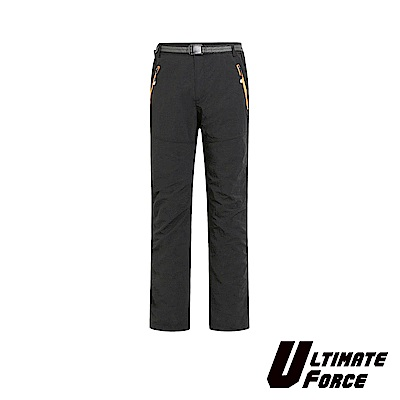 Ultimate Force「衝鋒」女款速乾工作褲-黑色