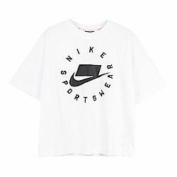 Nike 女 NSP TOP SS 圓領T(短)