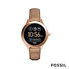 FOSSIL Q VENTURE 金沙款觸控式智慧手錶
