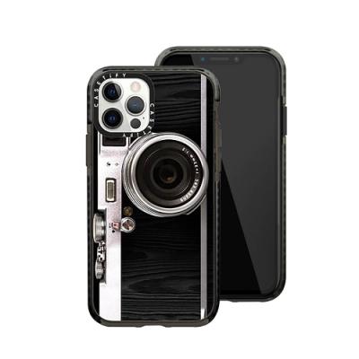 Casetify iPhone 12/12 Pro  耐衝擊保護殼-復古相機