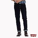 Levis 男款 514 低腰合身直筒牛仔長褲 / 原色丹寧 / 彈性布料