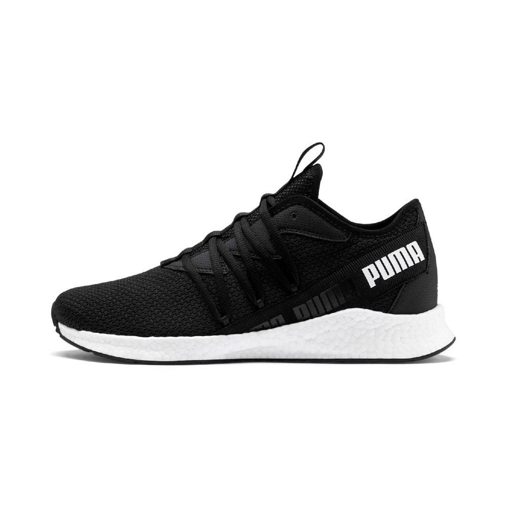 PUMA-NRGY Star 男女慢跑運動鞋-黑色