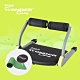 Wonder Core Smart全能輕巧健身機「嫩芽綠」三件組(含運動墊-綠、扭腰盤-粉) product thumbnail 2