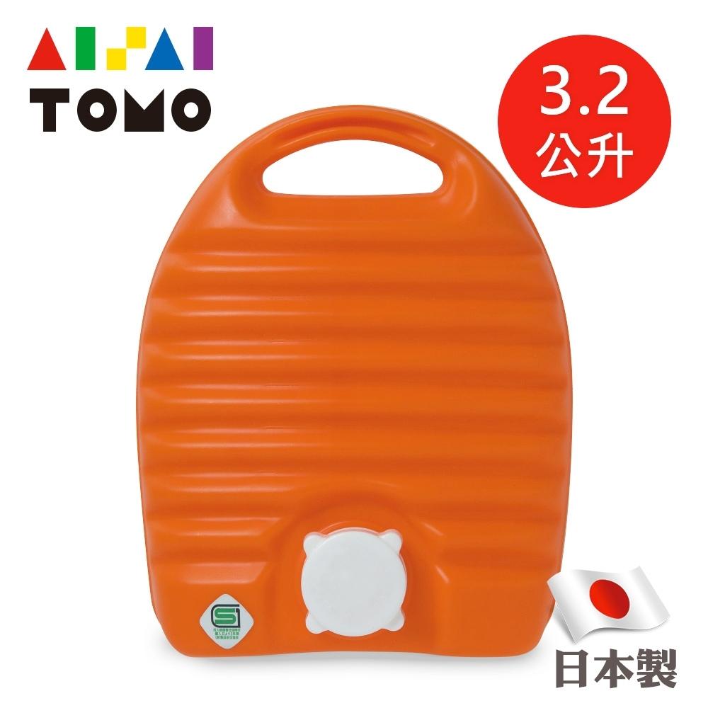 日本丹下立湯婆 立式熱水袋-標準型3.2L(暖被專用)