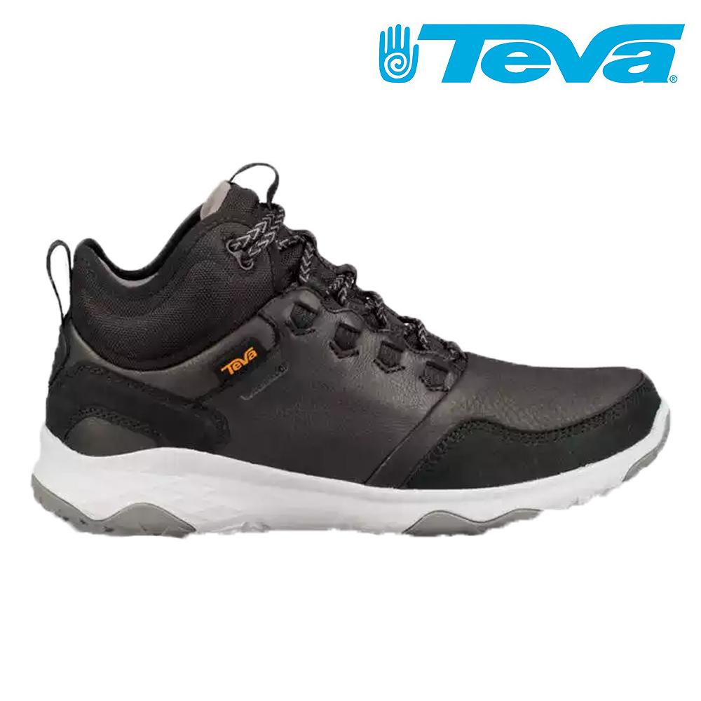 TEVA Arrowood 2 Mid WP 男休閒鞋 中筒 黑