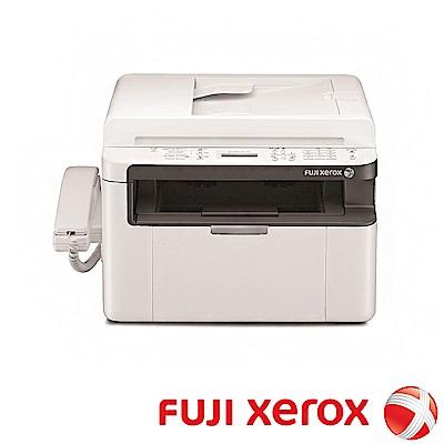 超值組-FujiXerox M115z四合一黑白雷射無線傳真複合機+碳粉一支