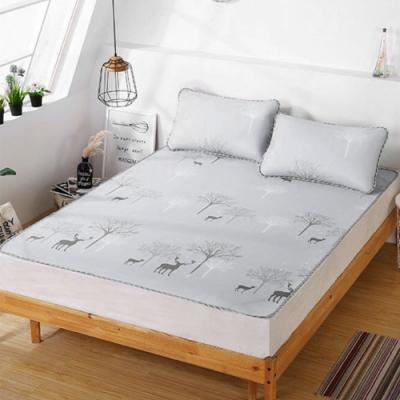 蜂巢涼感冰紗透氣雙人加大床墊(180X186cm)