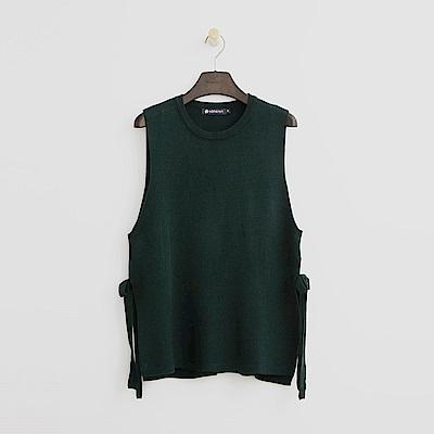 Hang Ten - 女裝 - 側邊綁帶背心-綠色